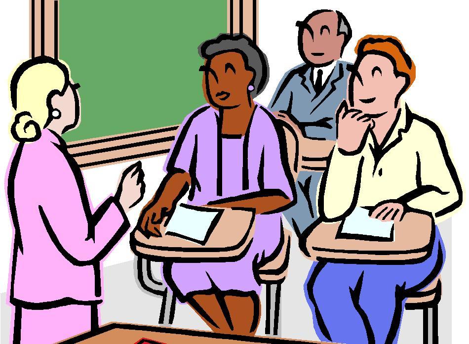 Vabilo na 1. roditeljski sestanek za 2. in 3. letnik