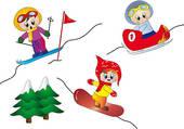 Zimski športni dan za 2. in 3. letnik