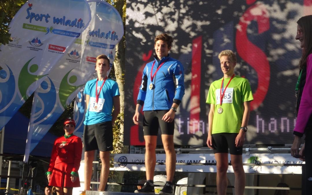 Ljubljanski maraton – šolski teki
